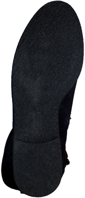Schwarze GABOR Stiefeletten 92.703 - large