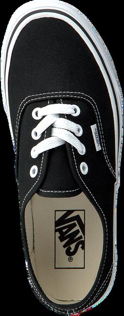 Schwarze VANS Sneaker AUTHENTIC WMN - large