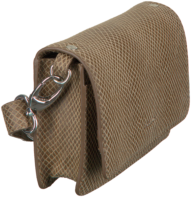 Taupe LOULOU ESSENTIELS Umhängetasche 02FAPA QUEEN  - large