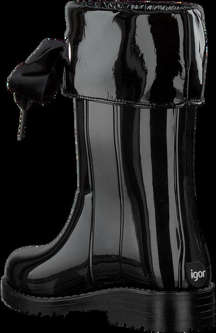 Schwarze IGOR Gummistiefel CAMPERA CHAROL  - large