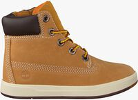 Camelfarbene TIMBERLAND Ankle Boots DAVIS SQUARE 6 KIDS - medium