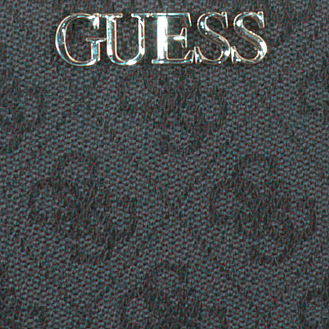 Graue GUESS Portemonnaie ALBY SLG LARGE ZIP AROUND  - large