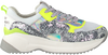 Graue REPLAY Sneaker low EINDHOVEN  - small