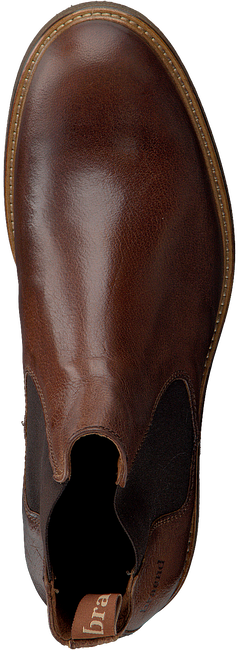 Braune BRAEND Chelsea Boots 24627 - large