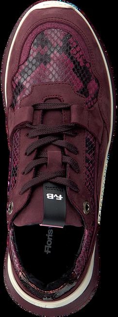 Rote FLORIS VAN BOMMEL Sneaker 85291  - large