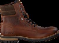 Cognacfarbene PME Ankle Boots CARGOTANKER  - medium