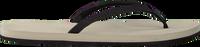 Weiße INDOSOLE Zehentrenner FLIP FLOP COLOR COMBO  - medium
