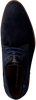 Blaue FLORIS VAN BOMMEL Schnürschuhe 14293 - small