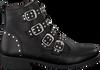 Schwarze BRAQEEZ Biker Boots EMMY EAST - small