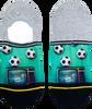 Mehrfarbige/Bunte XPOOOS Socken SOCCER AT TV  - small