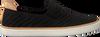 Schwarze UGG Slipper SAMMY CHEVRON  - small