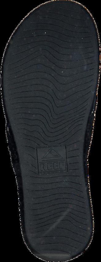 Schwarze REEF Pantolette ORTHO BOUNCE COAST  - larger