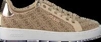 Braune GUESS Sneaker BECKIE  - medium
