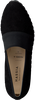Schwarze HASSIA Slipper 1654 - small