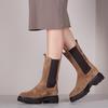 Beige VERTON Chelsea Boots 210/1  - small