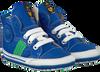 Blaue SHOESME Babyschuhe BP7W002 - small