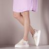 Weiße CYCLEUR DE LUXE Sneaker low LAUREN  - small