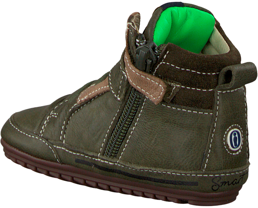 Grüne SHOESME Babyschuhe BP8W015 - larger