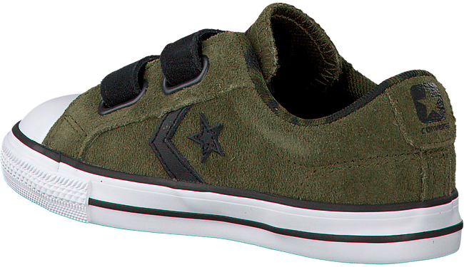 Grüne CONVERSE Sneaker STAR PLAYER EV 2V OX KIDS - large
