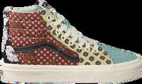 Mehrfarbige/Bunte VANS Sneaker high UA SK8-HI WMN  - medium