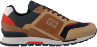 Camelfarbene TOMMY HILFIGER Sneaker low DORIAN 1C  - medium