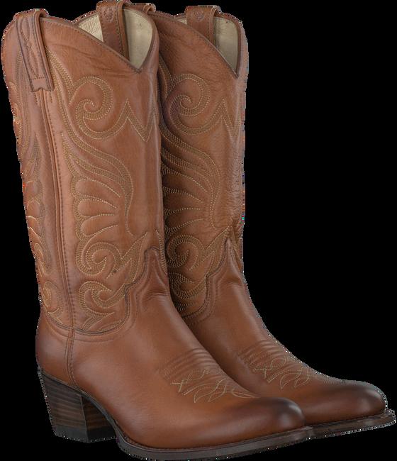 Cognacfarbene SENDRA Cowboystiefel 11627 - large