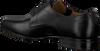 Schwarze GIORGIO Business Schuhe 38202  - small