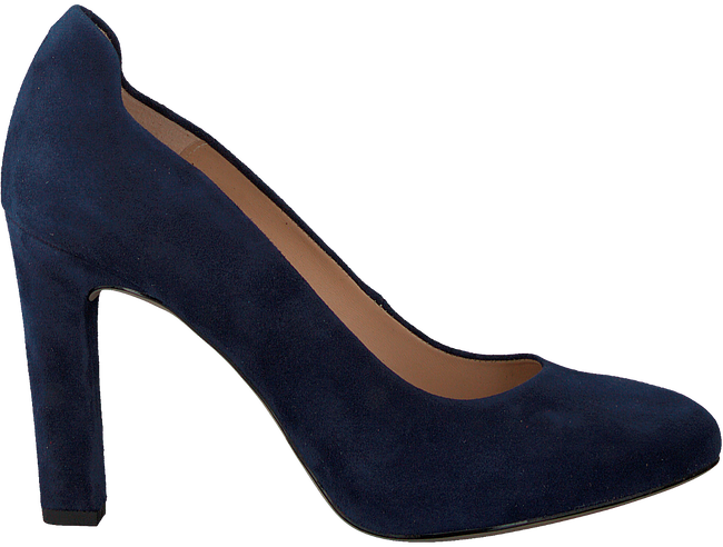 Blaue UNISA Pumps PASCUAL  - large
