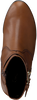 Cognacfarbene GABOR Stiefeletten 863.1  - small