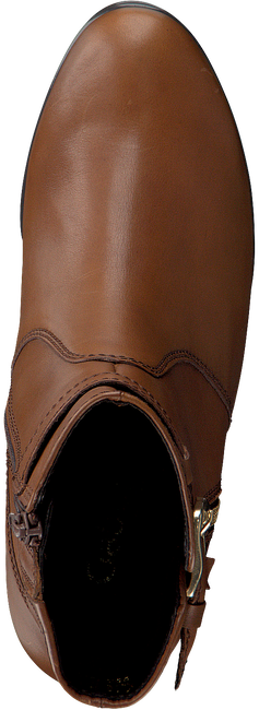 Cognacfarbene GABOR Stiefeletten 863.1  - large