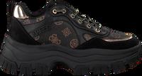 Schwarze GUESS Sneaker low BARTY  - medium