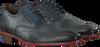 Graue FLORIS VAN BOMMEL Business Schuhe 19062 - small