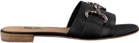 Schwarze BIBI LOU Pantolette 520Z10VK-V20  - medium