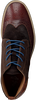 Braune CYCLEUR DE LUXE Business Schuhe LIMA  - small
