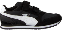 Schwarze PUMA Sneaker ST.RUNNER JR - medium