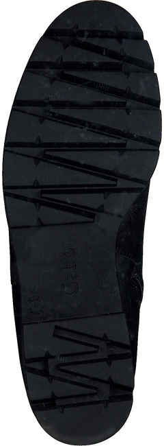 Schwarze GABOR Chelsea Boots 51.710.2  - large