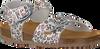 Silberne DEVELAB Sandalen 48224  - small