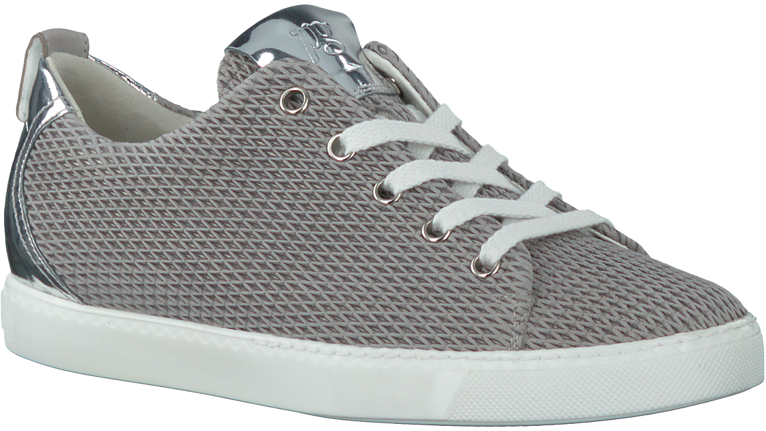 Paul Green Graue Sneaker 4449