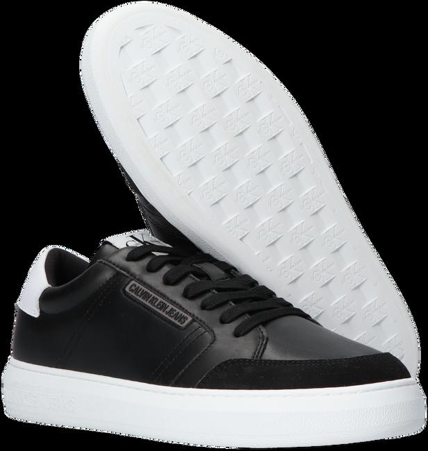 Schwarze CALVIN KLEIN Sneaker low CUPSOLE SNEAKER LACEUP MEN  - large