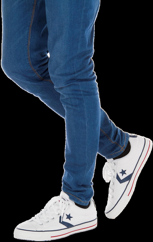 Weiße CONVERSE Sneaker STAR PLAYER OX | Omoda