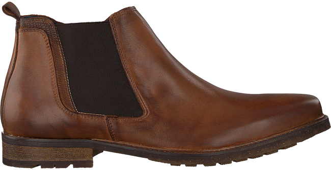 Cognacfarbene OMODA Chelsea Boots 730 - large