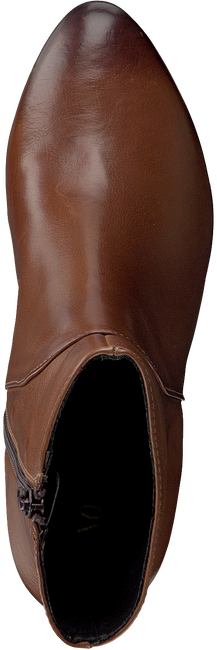 Cognacfarbene NOTRE-V Stiefeletten GESIA  - large