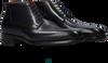 Braune GREVE Business Schuhe AMALFI 1541  - small