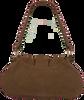 Braune FABIENNE CHAPOT Umhängetasche FLASH BAG  - small