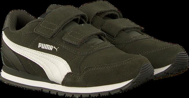 Grüne PUMA Sneaker ST RUNNER V2 SD PS - large