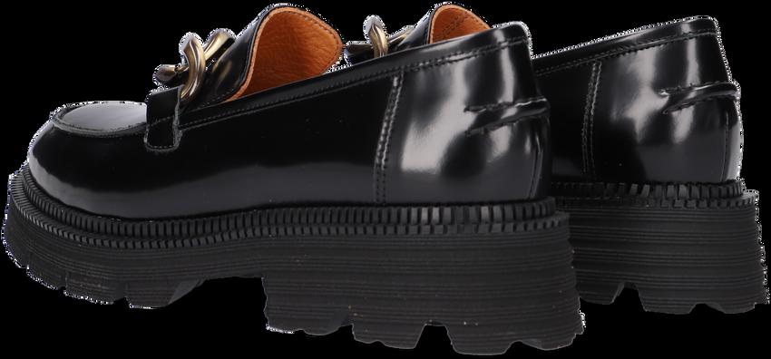 Schwarze NOTRE-V Loafer 105 365  - larger