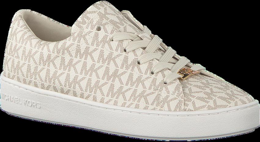 Weiße MICHAEL KORS Sneaker KEATON LACE UP - larger