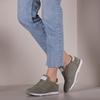 Grüne WODEN Sneaker low YDUN SUEDE MESH II  - small