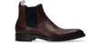 Braune GREVE Chelsea Boots PIAVE 4757  - small