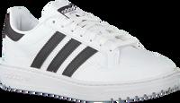 Weiße ADIDAS Sneaker low TEAM COURT J  - medium